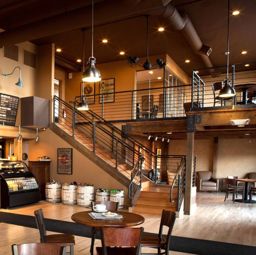 Ethos architecture group restaurant architect